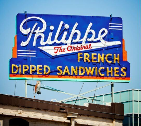 Philippe's sign