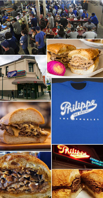 Philippe's Runs Online Raffle for Dodger Ticket 4-Pack