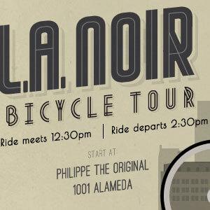 LA Noir Ride to Meet at Philippe the Original