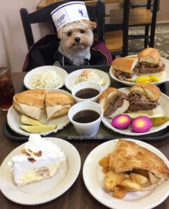 Instagram's Popeye the Foodie Visits Philippe's