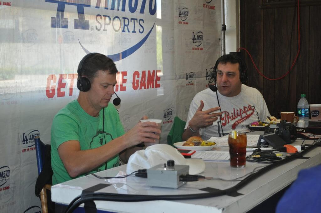 PMS Show to Live Broadcast from Philippe's