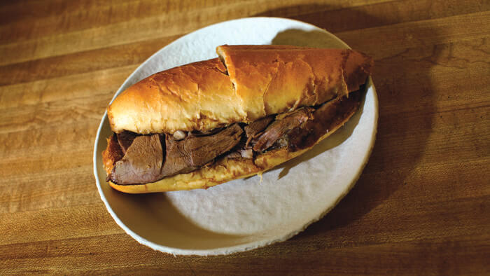 How to Get a Philippe's French Dip Delivered
