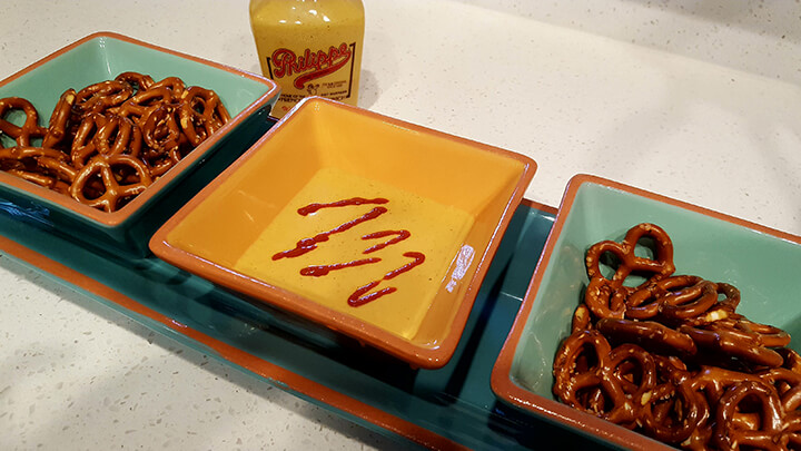 Philippe's Hot Mustard Dip