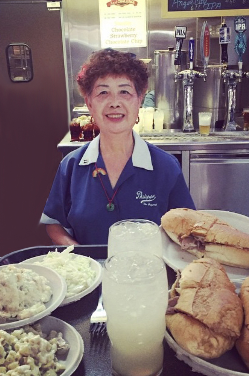 Philippe's Mourns Death of 26-Year Carver, Judy