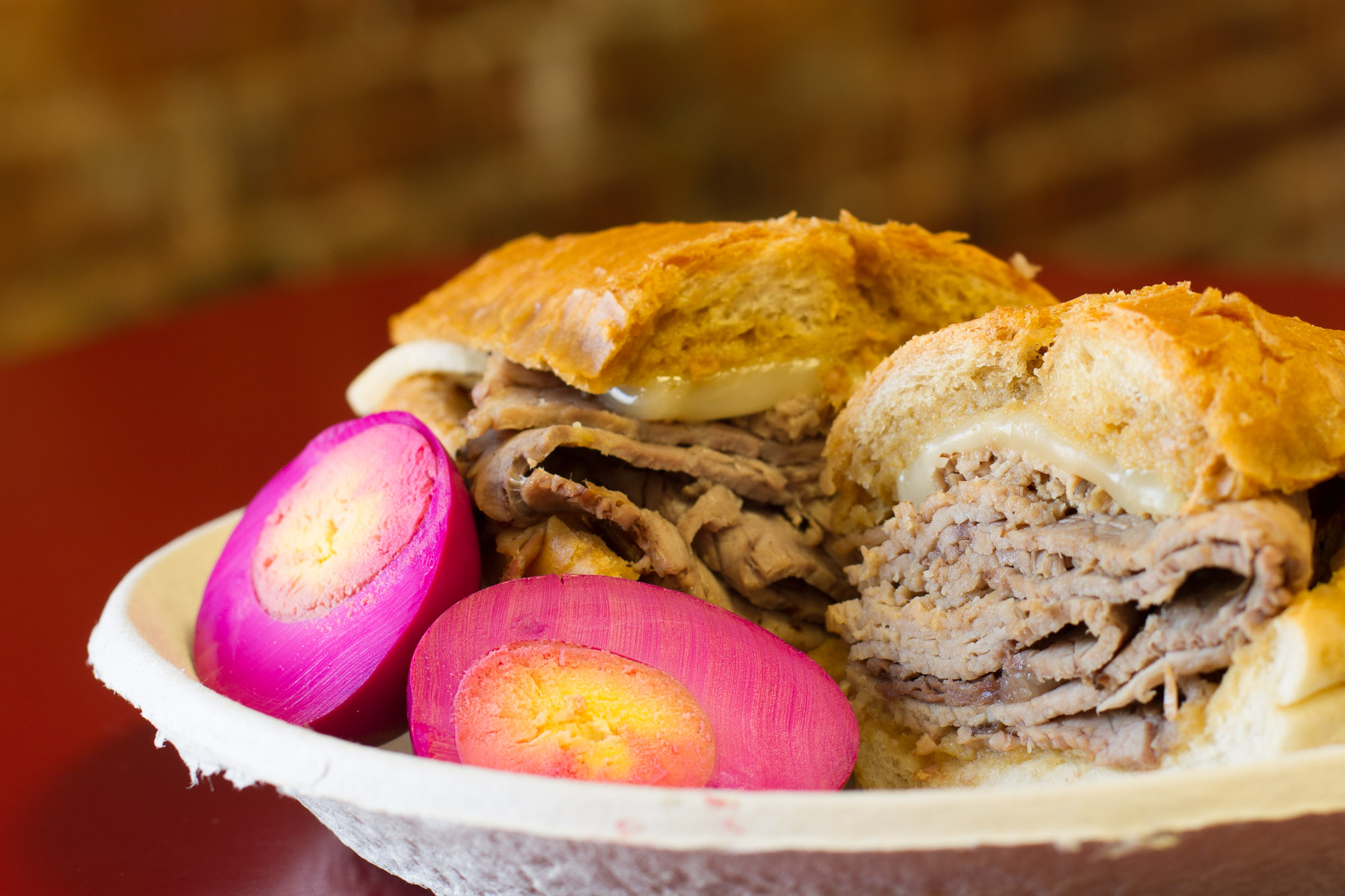 Oh Hot Mustard, You Can Order Philippe French Dips Online