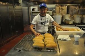 Fresh Baked French Rolls